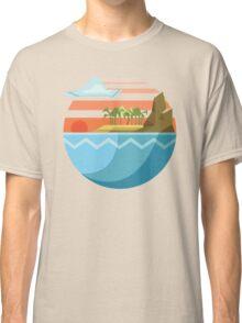Polygon Beach Classic T-Shirt