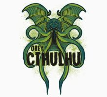 Obey the Cthulhu One Piece - Short Sleeve
