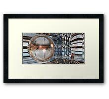 Filaments Framed Print