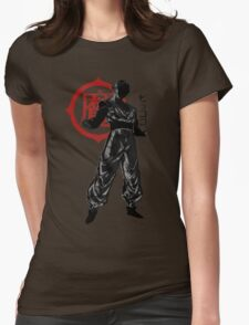 crimson piccolo Womens Fitted T-Shirt