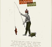 The fisher king by Maruta