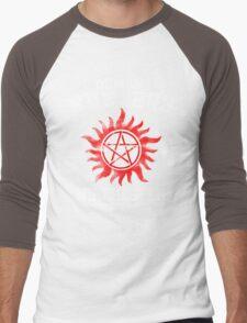 Demon Hunters Men's Baseball ¾ T-Shirt