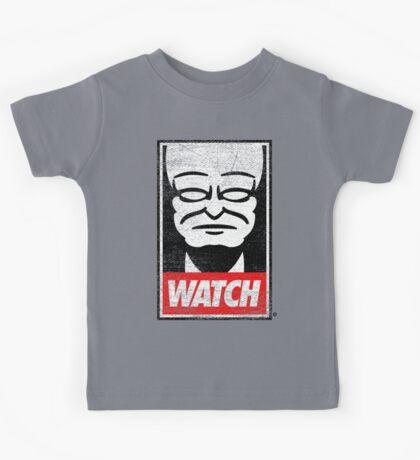 Obey The Watchers Kids Tee
