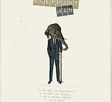 Elephant man by Maruta
