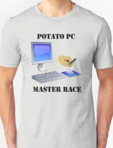 Potato PC Master Race T-Shirt