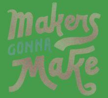 Makers Kids Tee
