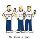 Booze-a-thon. by KateTaylor