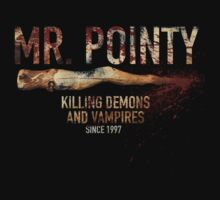 Mr. Pointy by fanfreak1