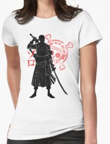 Pirate hunter Womens Fitted T-Shirt