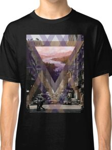 Escape From The City Classic T-Shirt