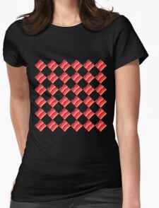 ABSTRACT MULTI COLOR ABSTRACT PRINT T-Shirt
