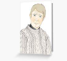 John H. Watson Greeting Card