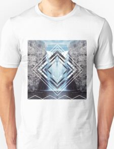 Waterfall Polyscape T-Shirt