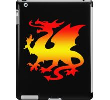 Hot Fire Dragon Design iPad Case/Skin