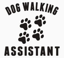 Dog Walking Assistant One Piece - Long Sleeve