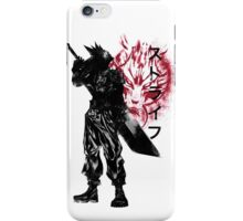 Ex-SOLDIER iPhone Case/Skin