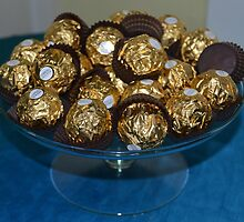 Margarets Favourite  Chocolates by lynn carter