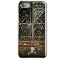 At Death's Door iPhone Case/Skin