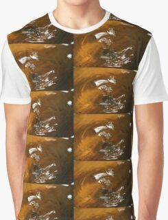 bubble series - two Graphic T-Shirt