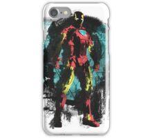 Dressed in Iron iPhone Case/Skin