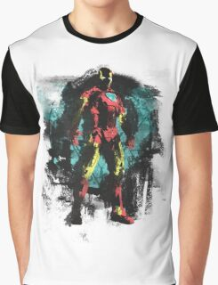 Dressed in Iron Graphic T-Shirt