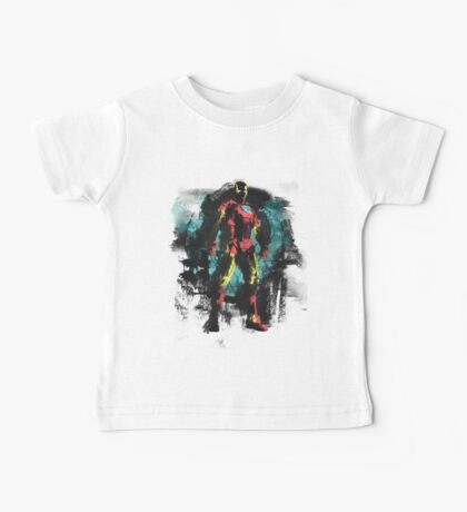 Dressed in Iron Baby Tee