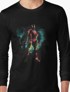 Dressed in Iron Long Sleeve T-Shirt