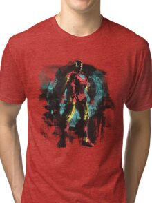 Dressed in Iron Tri-blend T-Shirt