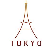 Tokyo Tower by noisepunch