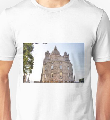 Saint Luzia's Basilica - A rear view T-Shirt
