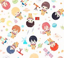Free! Iwatobi Swim Club by charlienitram44
