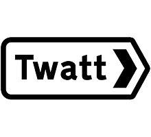 Twatt, Road Sign, UK by worldofsigns