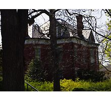 Not the Haunted house? Photographic Print