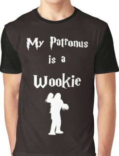 My Patronus is a Wookie Graphic T-Shirt