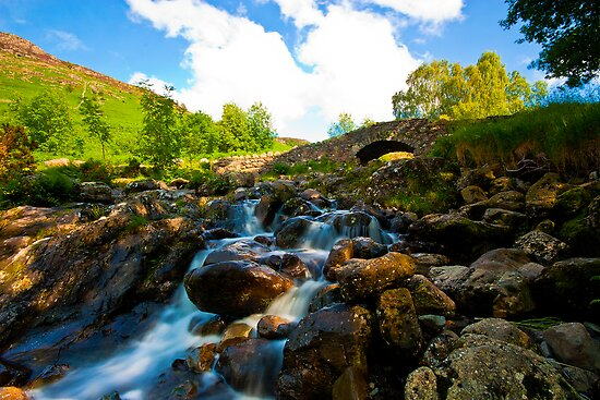 Ashness Bridge by Billy Hodgkins