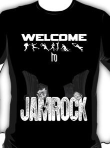 Welcome to JAMROCK 2 T-Shirt