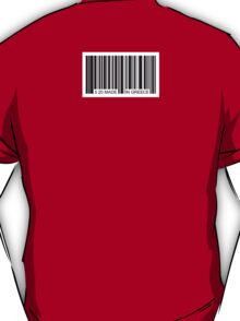 barcode made in greece T-Shirt