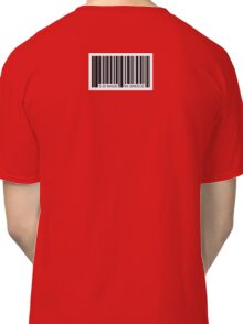barcode made in greece Classic T-Shirt