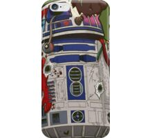 R2-D2 Zombie iPhone Case/Skin