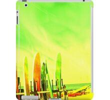 Boards on the Beach iPad Case/Skin