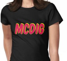 MCDIG Womens Fitted T-Shirt