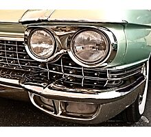 Chrome xtreme Photographic Print
