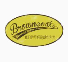 Browncoats Baseball T-Shirt