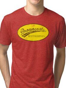 Browncoats Baseball Tri-blend T-Shirt
