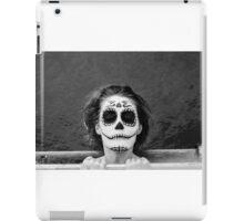 Skull Serenity. iPad Case/Skin