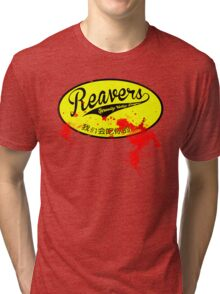 Reavers Baseball Tri-blend T-Shirt