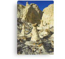 The Rimrocks, Utah Canvas Print