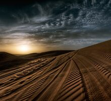 Traces by Marco Romani