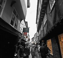 The Shambles by Billy Hodgkins