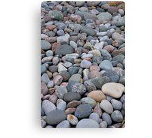 Pebble dash Canvas Print
